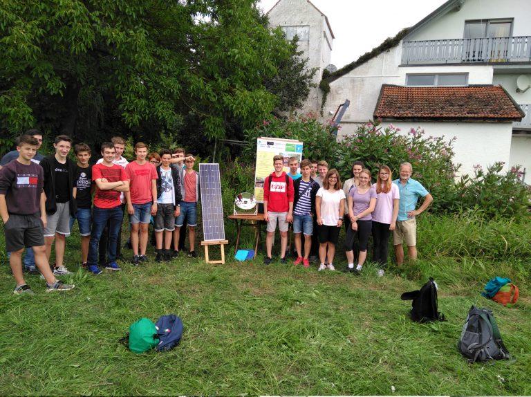 Read more about the article Exkursion nach Gallhofen