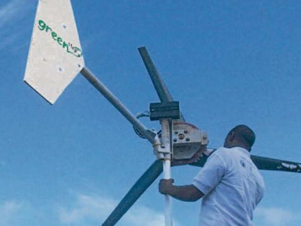 Wolfratshauser bauen Schule in Kamerun