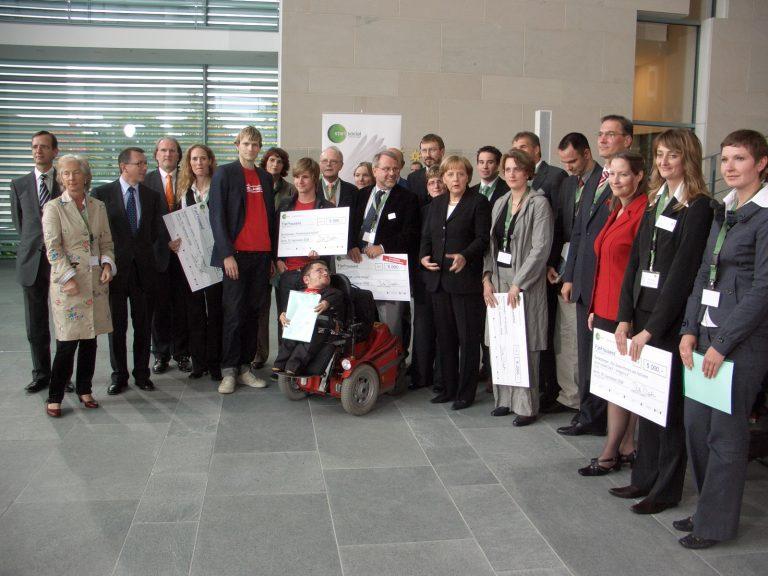 Münchner Projekt für Kamerun im Bundeskanzleramt ausgezeichnet