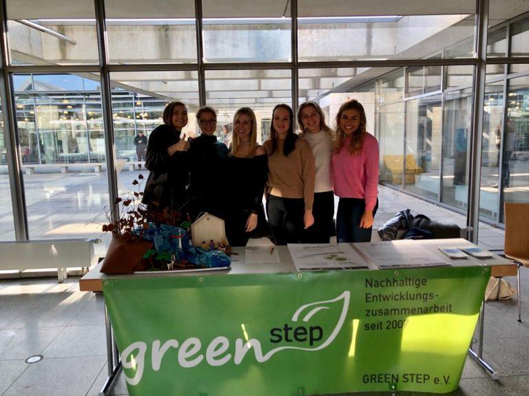 GREEN STEP Projektgruppe der OTH Regensburg