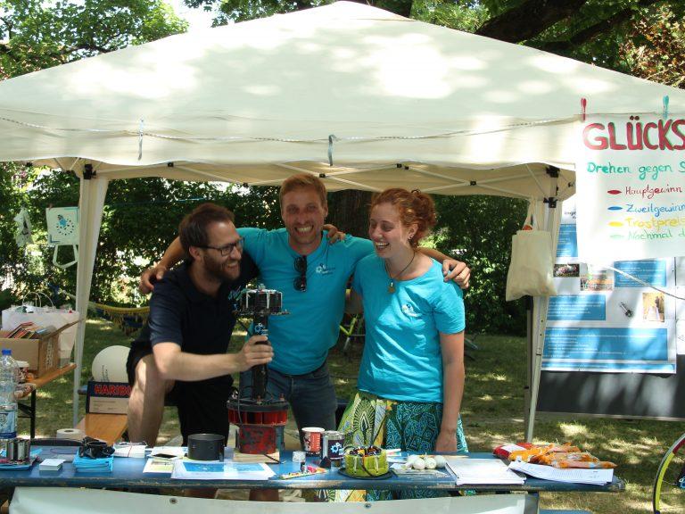 Besucht uns an unseren Infoständen im Juni in Regensburg!